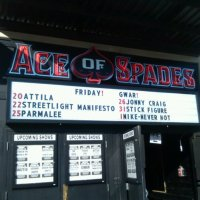 Don't Forget the Joker at The Ace of Spades in Sacramento, Ca. Oct. 19, 2013